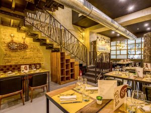 Hosteria 87: nel cuore di Roma un bistrot con cucina giudaico romanesca