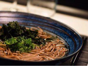 Kisaki, ramen e sushi a due passi dal Pantheon