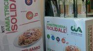 Il Kit Amatriciana Solidale arriva a Roma