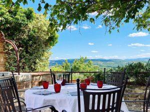 La Chiusa: un soggiorno di gusto e relax tra le colline toscane