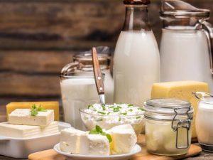 Latte e formaggi fanno dimagrire