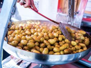 Festa dello street food vegetariano e dei legumi