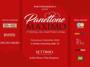 Panettone Maximo 2020: i protagonisti del 2° festival del panettone di Roma