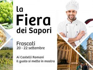 Torna a Frascati la Fiera dei Sapori, più bella e coinvolgente che mai