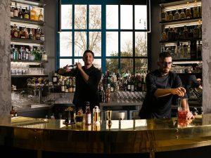 Metropolita: il nuovo salotto per bere e mangiare bene a Roma