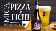 """""""Mica Pizza & Fichi"""" ogni sabato su La7: Pizza e Birra come non l'avete mai viste"""