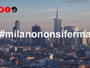 #MilanoNonSiFerma: 100.000 euro raccolti dell'Unione dei Brand della Ristorazione Italiana