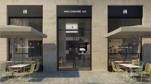 A Milano il primo Moleskine Cafè