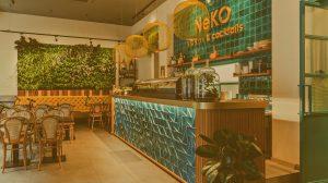 Neko, sbarca a San Giovanni con sushi e corner bar