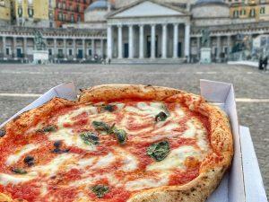 Delivery: via libera a Napoli e dintorni