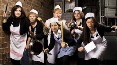 Se al posto dello chef arriva un esercito di nonne