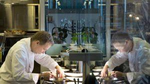 A Tavola con Oliver Glowig e Luca Boccoli al Mercato Centrale