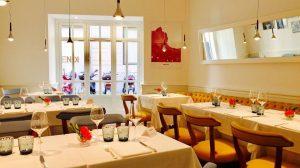 Osteria Siciliana: lo stellato Nino Graziano a Roma