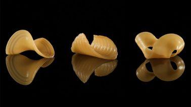 La pasta diventa 2.0 (e stampata in 3D)