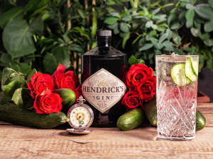Hendrick's Unusual Hotel: il bizzarro party di Mr. Gracie conquista i romani