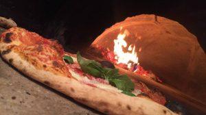 Al mare con la pizza di Seu e il Trapizzino di Callegari