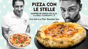 Excellence Foodball Cup e Pizza con le Stelle (Ciro Salvo e Pier Daniele Seu)