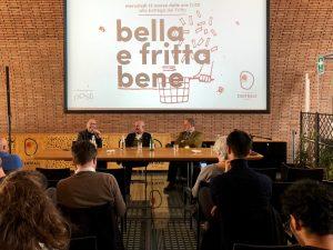 pOsti traccia in blockchain la mozzarella fritta romana di Martino Bellincampi