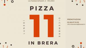 Lello Ravagnan a Milano per una serata all'insegna della pizza di qualità