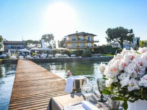 I migliori 5 ristoranti sul Lago di Garda sulla sponda bresciana