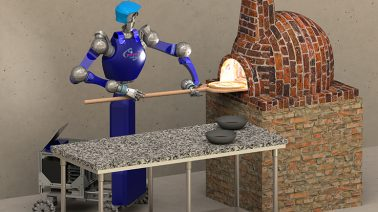 RoDyMan: il pizzaiolo del futuro