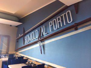 Romolo al Porto, il tempio della cucina marinara ad Anzio