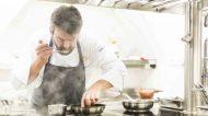 Cena a quattro mani con gli chef Servetto e Berton