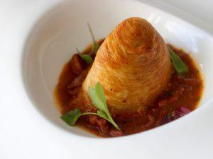 Sfogliatella Salata: la ricetta di chef Francesco Russo