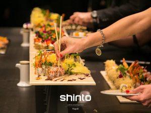 Shinto a Napoli. Il sushi di qualità arriva a Cardito