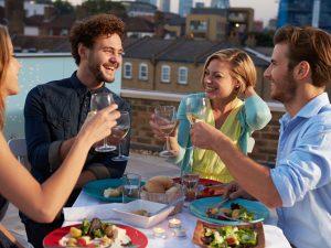 Foody: la nuova startup del social eating