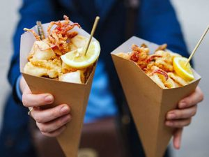 Torna il Sorrento Street Food Village