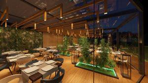 Sublime La Villa, il nuovo ristorante di Roma con Angelo Troiani