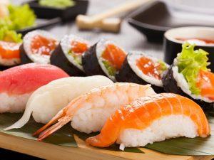 Sushi Festival: 12 ore di sushi a Palazzo Brancaccio