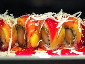 Il sushi brasiliano in centro a Roma