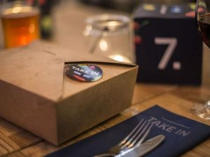 Take In: il ristorante dove si mangiano i piatti di altri ristoranti