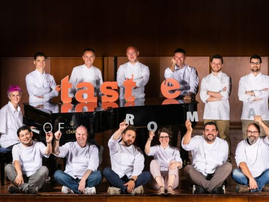 Cosa ci aspetta a Taste of Roma 2017