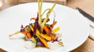 Il Margutta: la cucina vegetariana di Mirko Moglioni