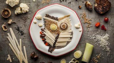 Anna Keville Joyce: quando il cibo si fa arte