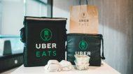 Uber Eats: noleggio auto con conducente (e pizza e sushi)