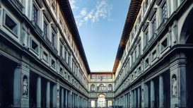 Uffizi da Mangiare: a Firenze l'arte diventa fine dining