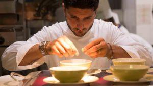 Cena a 4 mani: Andrea Aprea cucina con Virgilio Martínez Véliz