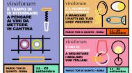 Vinòforum 2020: il programma dell'ultimo week-end