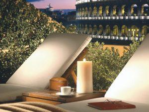 Gusto e relax: estate romana in terrazza
