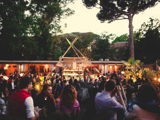 Voodoo Bar: l'estate multietnica di Roma