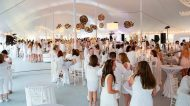 White Summer Napoli: una cena in bianco